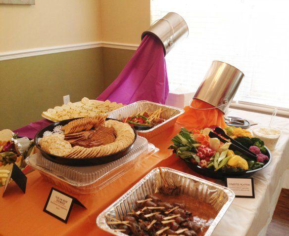 Housewarming Table Decor