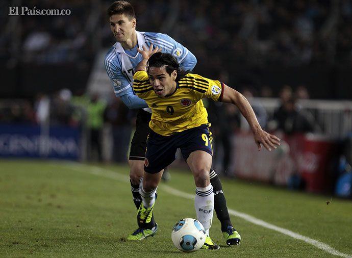 Imágenes de Argentina 0 vs. Colombia 0 | EL PAÍS 7 - Junio - 2013. www.elpais.com.co