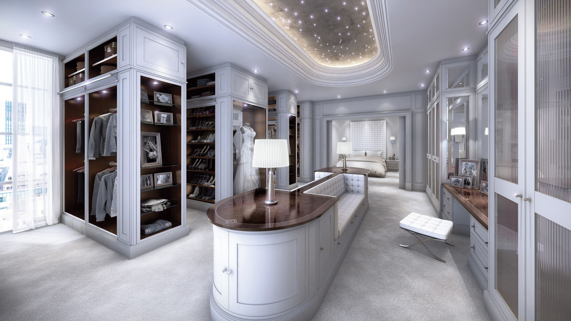 Clive Christian Interiors. Totally drool-worthy. | Closet ...