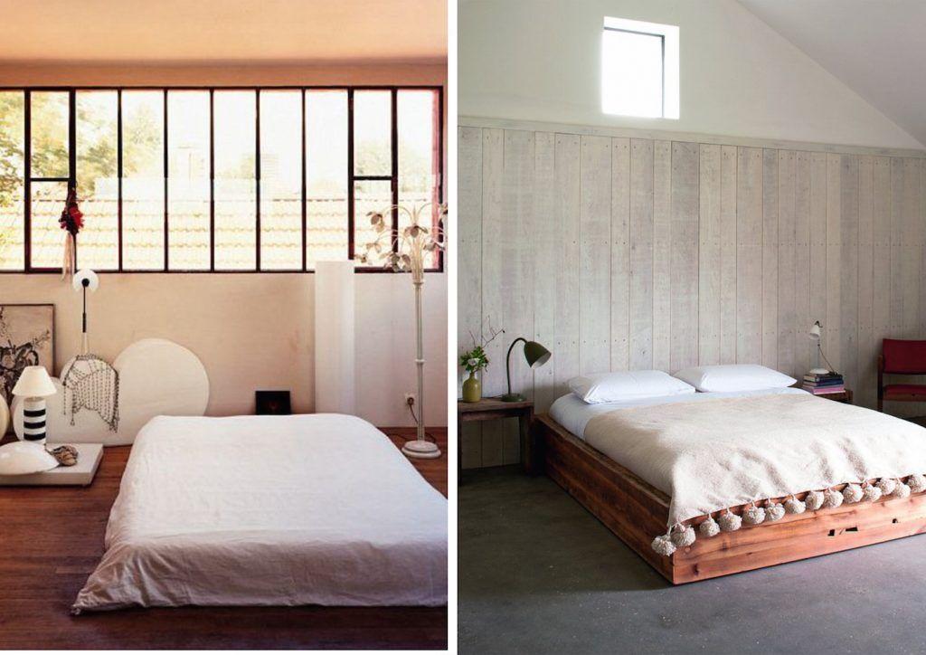 Chambre japonaise : 3 idées pour s\'inspirer   Intérieur Minimaliste ...