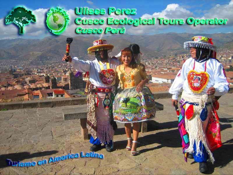 Eco Tours operator - Cusco - Ulises Perez