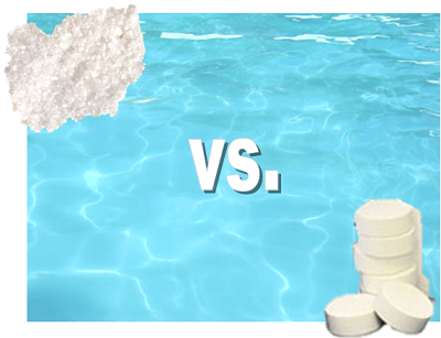 Chlorine pools and saltwater pools what 39 s the difference - Saltwater swimming pool maintenance ...