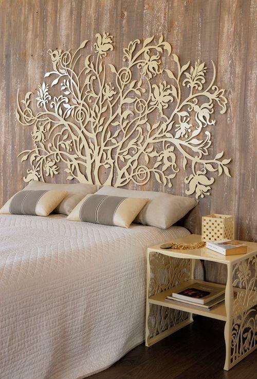 deco romantique lit. Black Bedroom Furniture Sets. Home Design Ideas