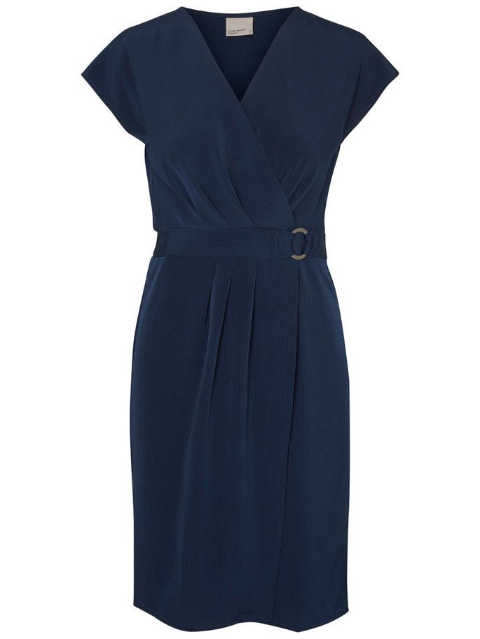 32663745095e Pretty dress from VERO MODA. Go all in on the office look and style with a  classic blazer.
