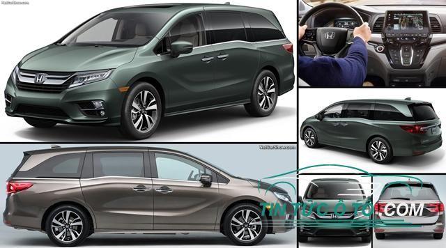 Đánh giá xe Honda Odyssey 2018 - mẫu minivan dành cho gia đình