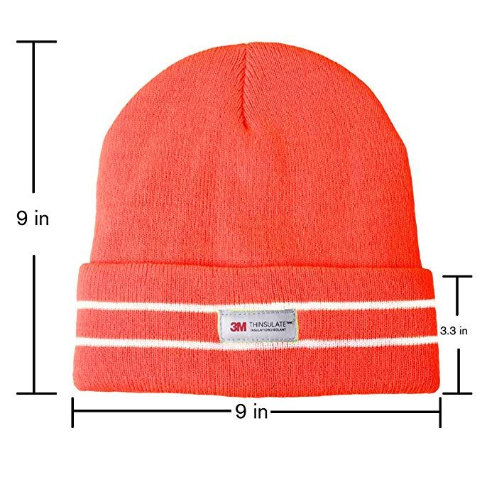 be893d13b698e Amazon.com  Evridwear Winter 3M Thinsulate Thermal Hat