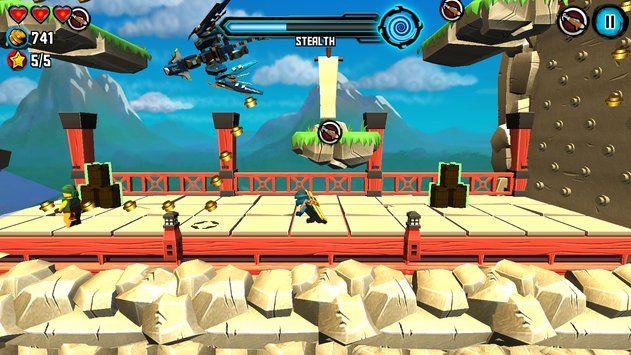 Lego Ninjago Mod Apk Game Android Mod Lego Ninjago Ninjago