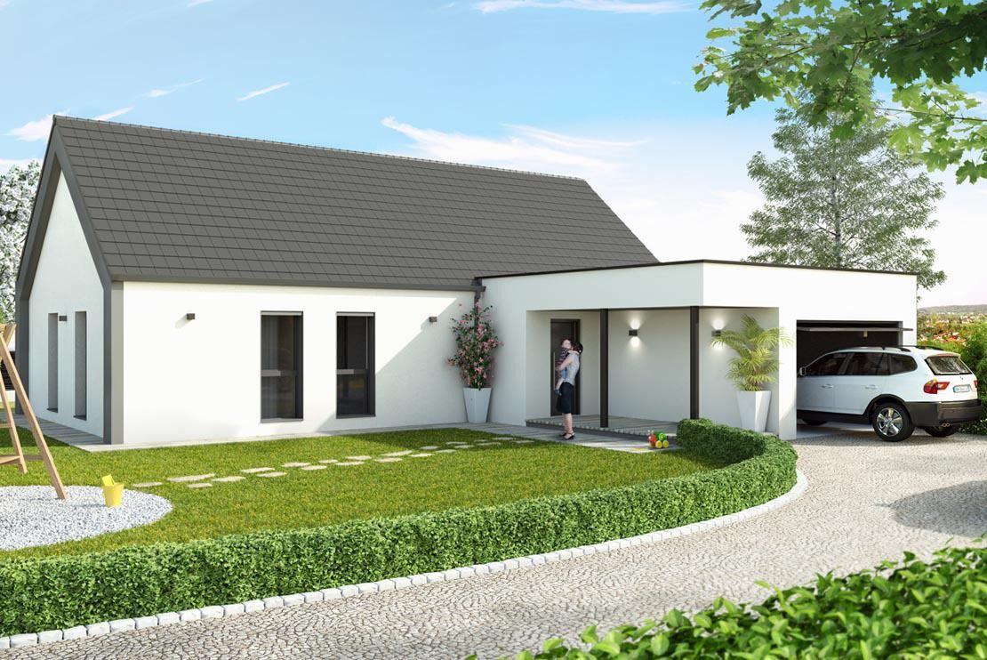 Maison atrium babeau seguin 133955 euros 101 5 m2 faire construire sa