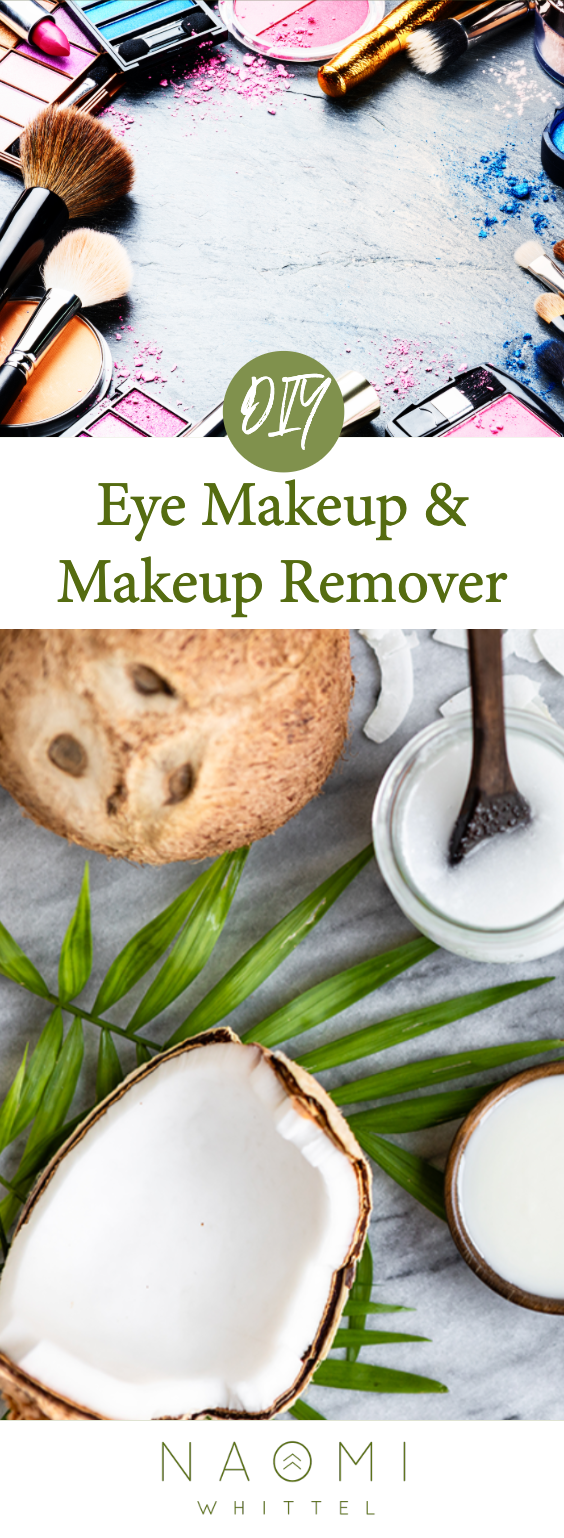 GOODFATS DIY Eye Makeup and Makeup Remover Makeup