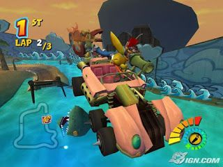 Crash Tag Team Racing PPSSPP ISO – PSP ISO PPSSPP CSO Apk