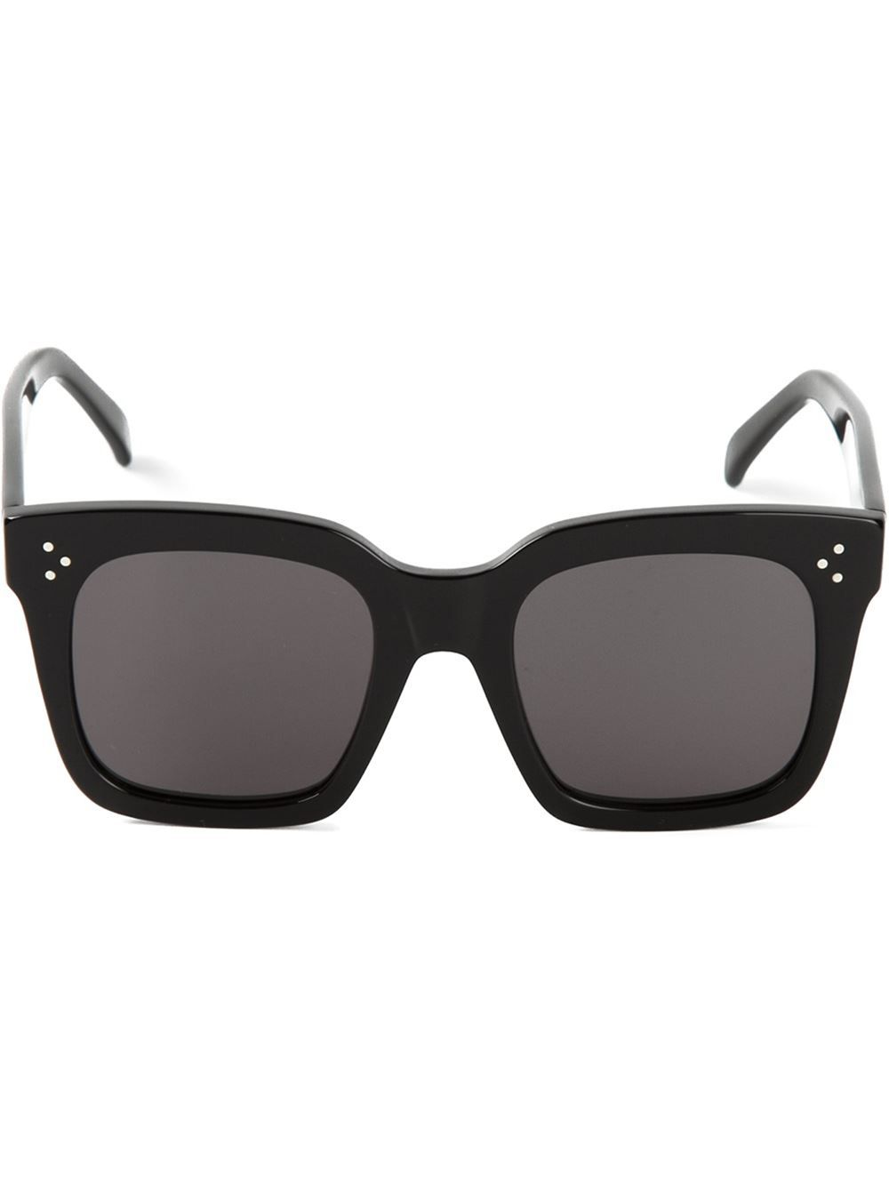 1f142e107fa5 Celine  Tilda  Sunglasses in Black