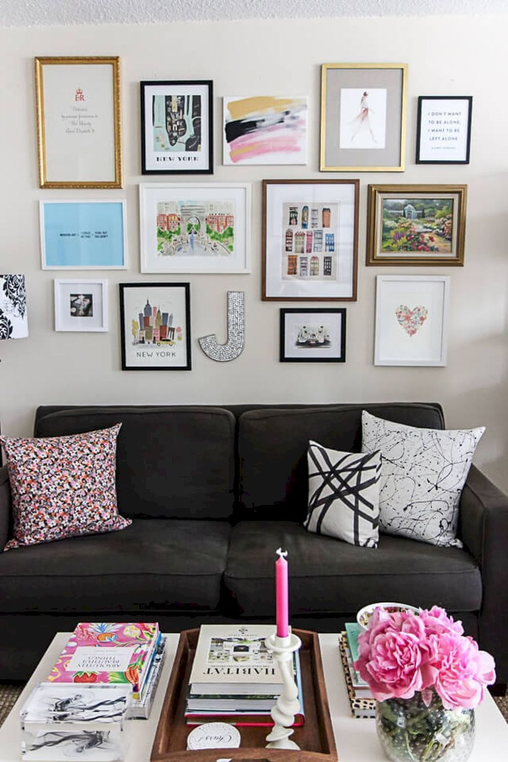 55 Cute Diy College Apartment Decor Ideas On A Budget ...
