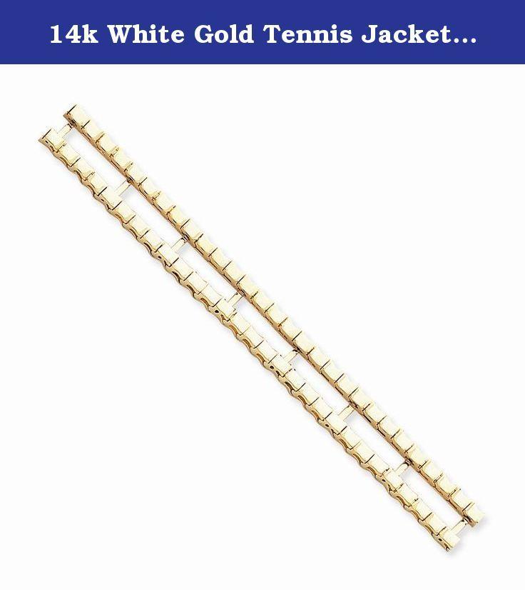 Tennis Jacket Blank