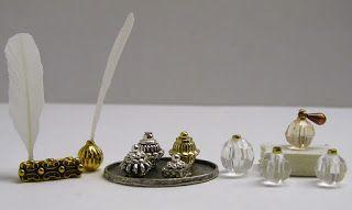 Miniature Dreamworld: Making miscellaneous items
