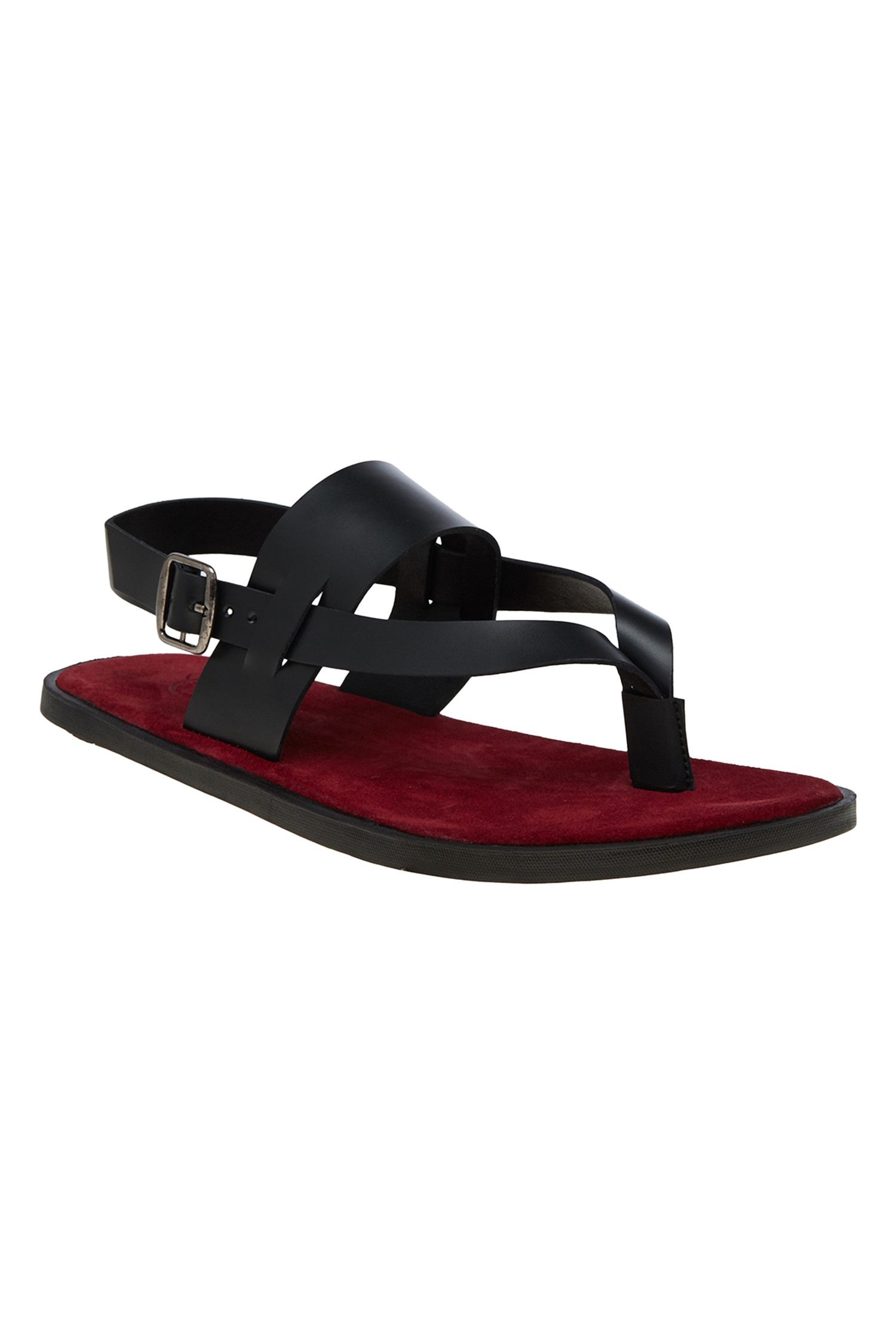 889f1884aa8 Buy Dual Hued Sandals by SKO at Aza Fashions