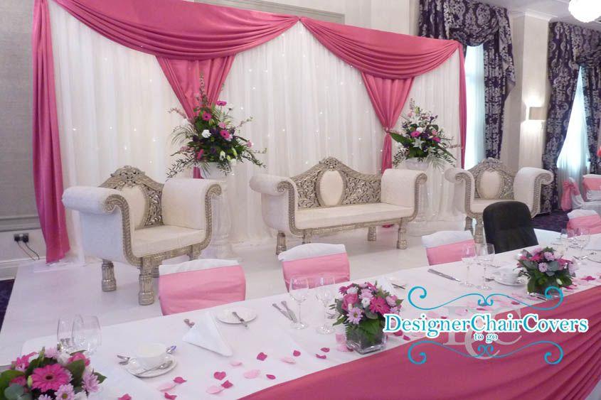 King And Queen Wedding Chair Hire Con Imagenes Decoracion De