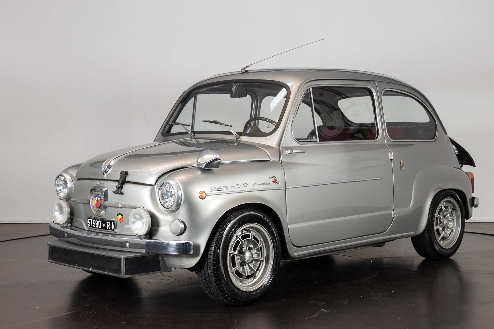 1962 Abarth 850 Fiat 600 Abarth 850tc Nurburgring Con Imagenes