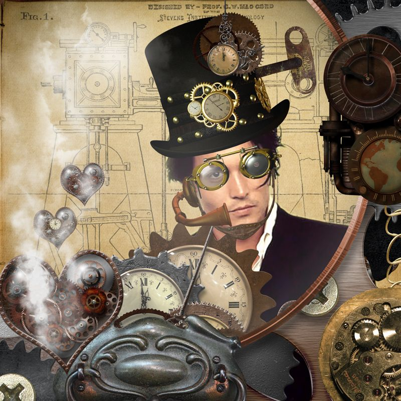 Johnny depp steampunk - Buscar con Google