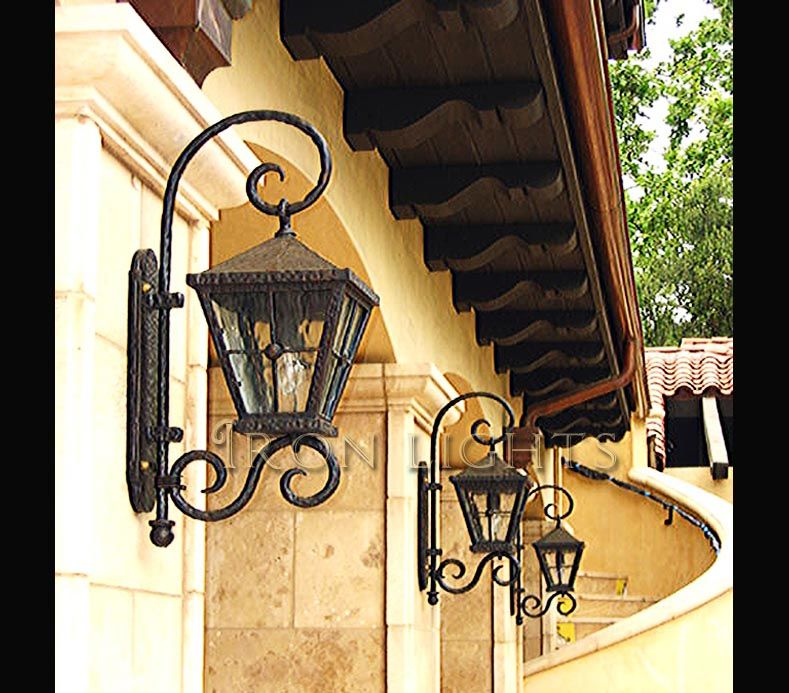 Wrought iron exterior wall lights beautiful chandeliers lighting wrought iron exterior wall lights beautiful chandeliers aloadofball Image collections