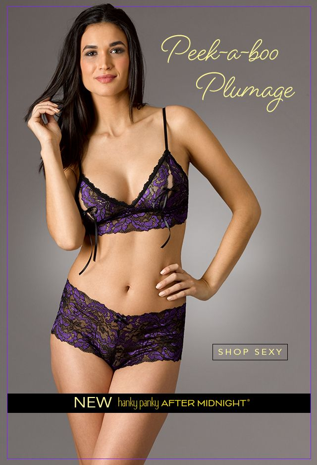 ae63344203766 New! Hanky Panky After Midnight®