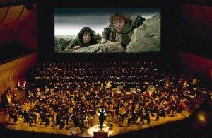 Film und Live-Orchestermusik in der Philharmonie