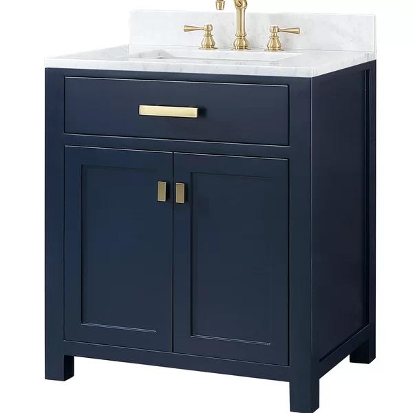 Photo of Minnetrista 30″ Single Bathroom Vanity Set