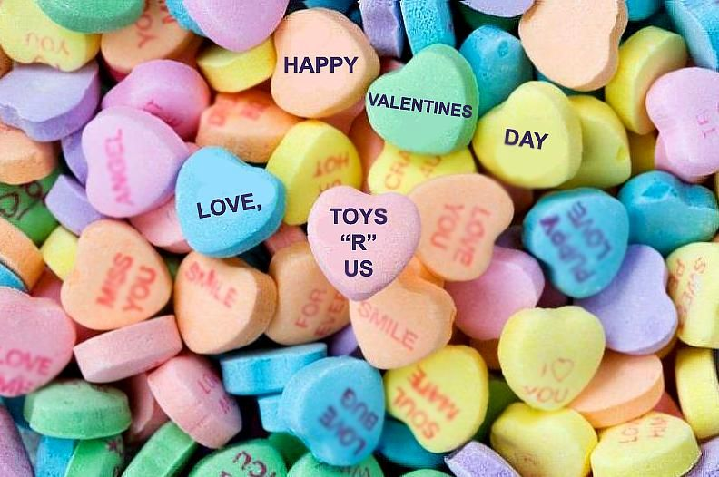 Valentine S Day Toys R Us : Happy valentines day to all the lovers across canada from