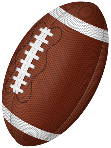 Football ball clipart
