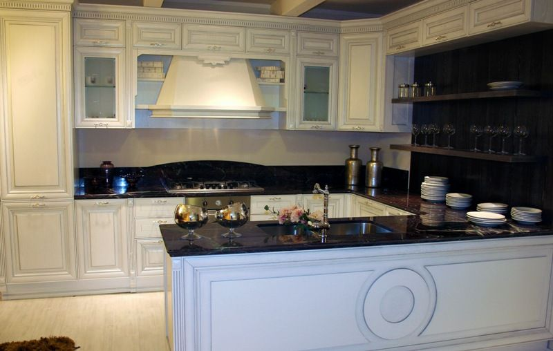 cucina lube mod pantheon arredamento showroom e cucine