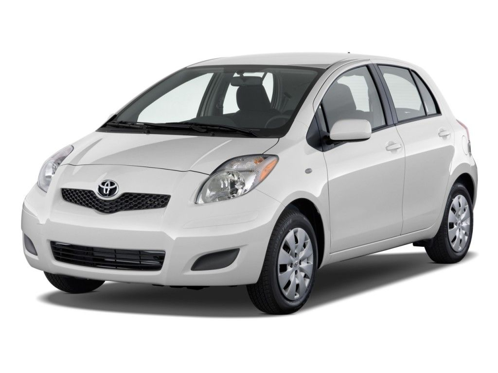 2010 Toyota Yaris Fuel Economy Yaris Toyota Toyota Auris