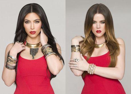 Quel maquillage avec robe rouge