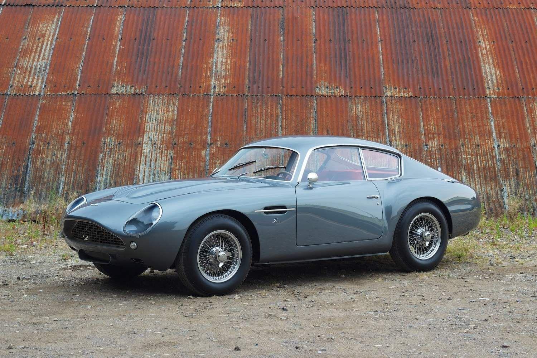 Aston Martin Db4 Gt Zagato Rod Jelley Aston Martin Vanquish Voertuigen
