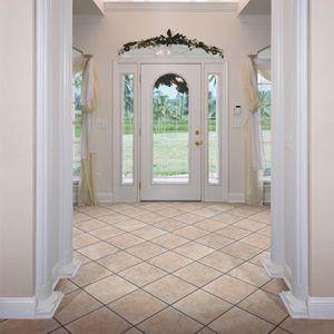 Entryway Tile Pattern Design Ideas | Foyer Flooring Idea : DUCATO   Ceramic  Solutions By Shaw