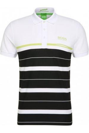 c2d3ebfda2b Hombre Polos - HUGO BOSS Polo slim fit en tejido funcional con rayas  horizontales: `Paule Pro 1`