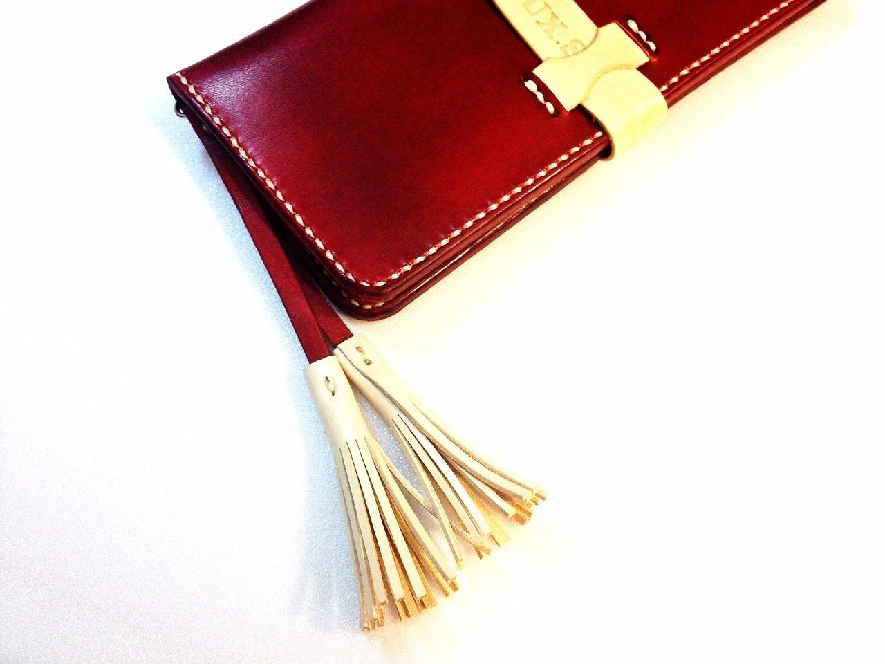 Tuff detail on wallet