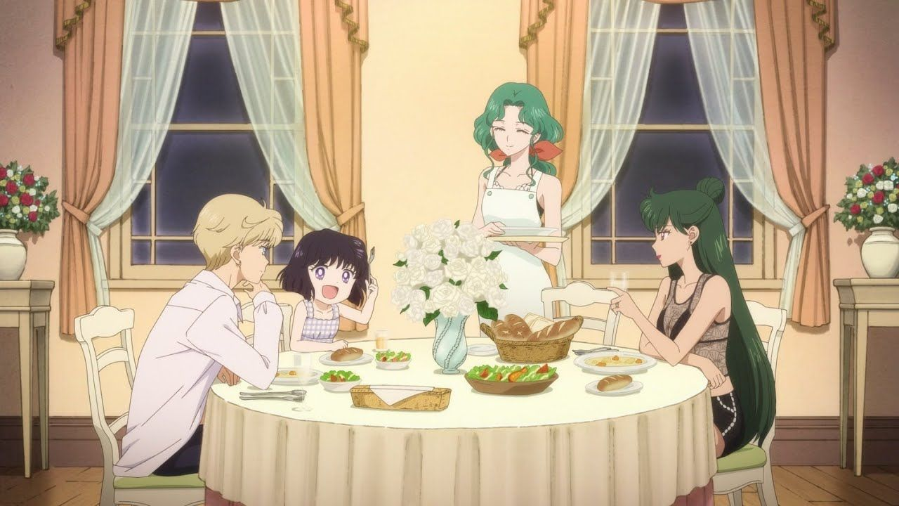 Sailor Moon Eternal top moments