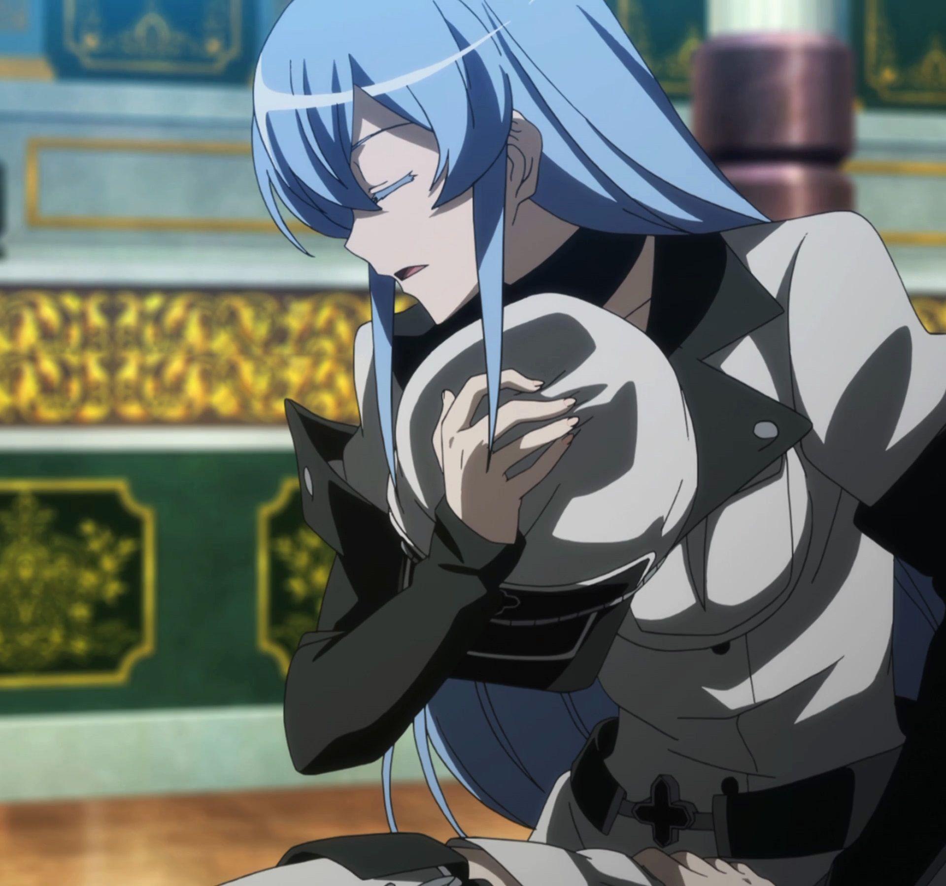 Esdeath - Akame Ga Kill! Wiki