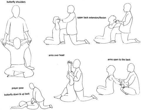 imagemikhail dolgopolov on thai massage  thai yoga