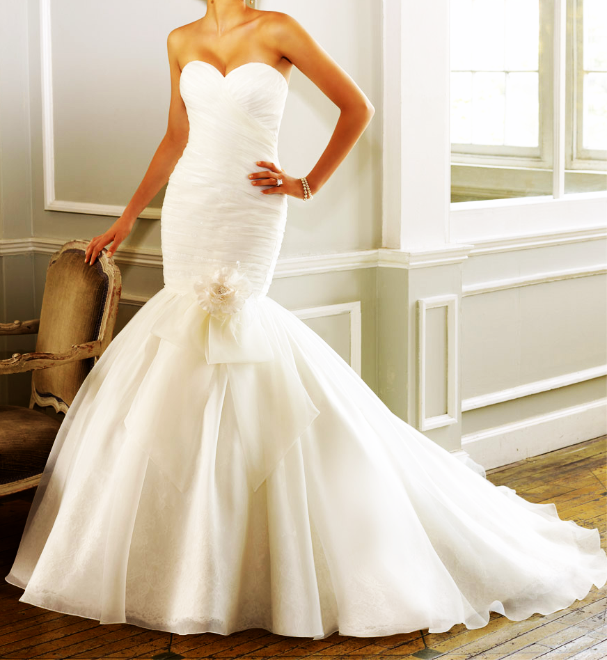 this is so a brooke davis wedding dress lol | gorgeous wedding stuff ...