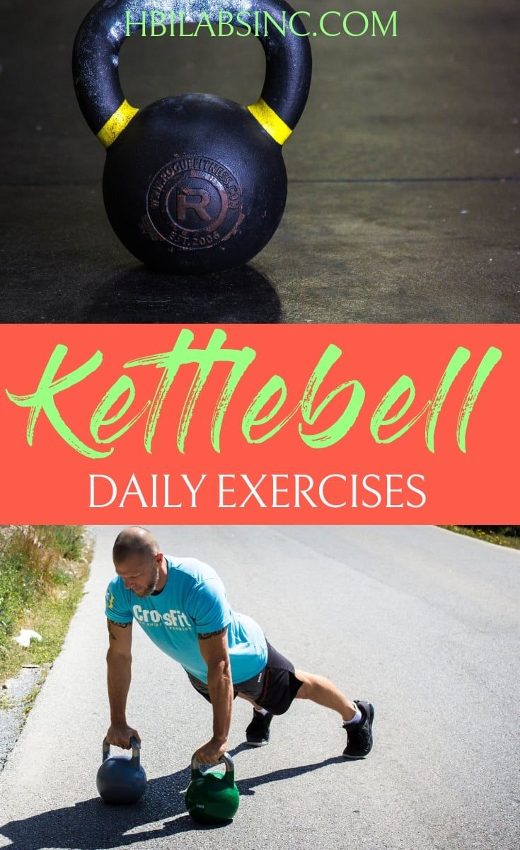 Drop the dumbbells and utilize the best kettlebell exercises to help you change things up with your...