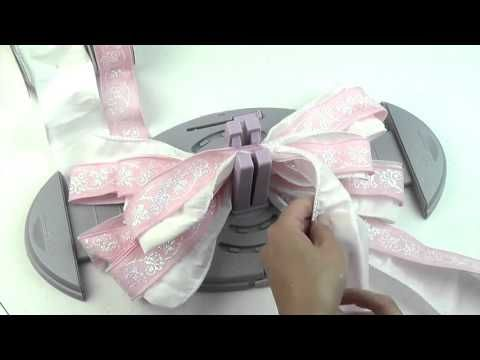 Offray Bow Genius Maker Tool