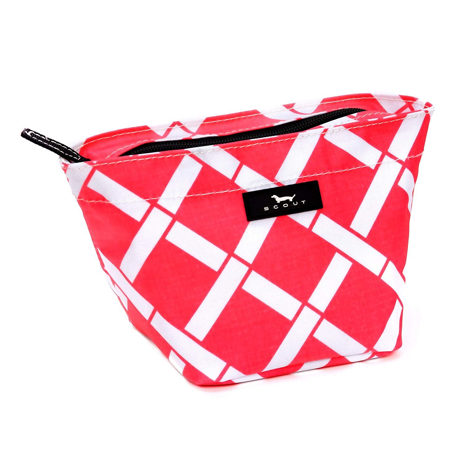 SCOUT Crown Jewels Cosmetic Bag, 81/4 by 41/2 by 41/2