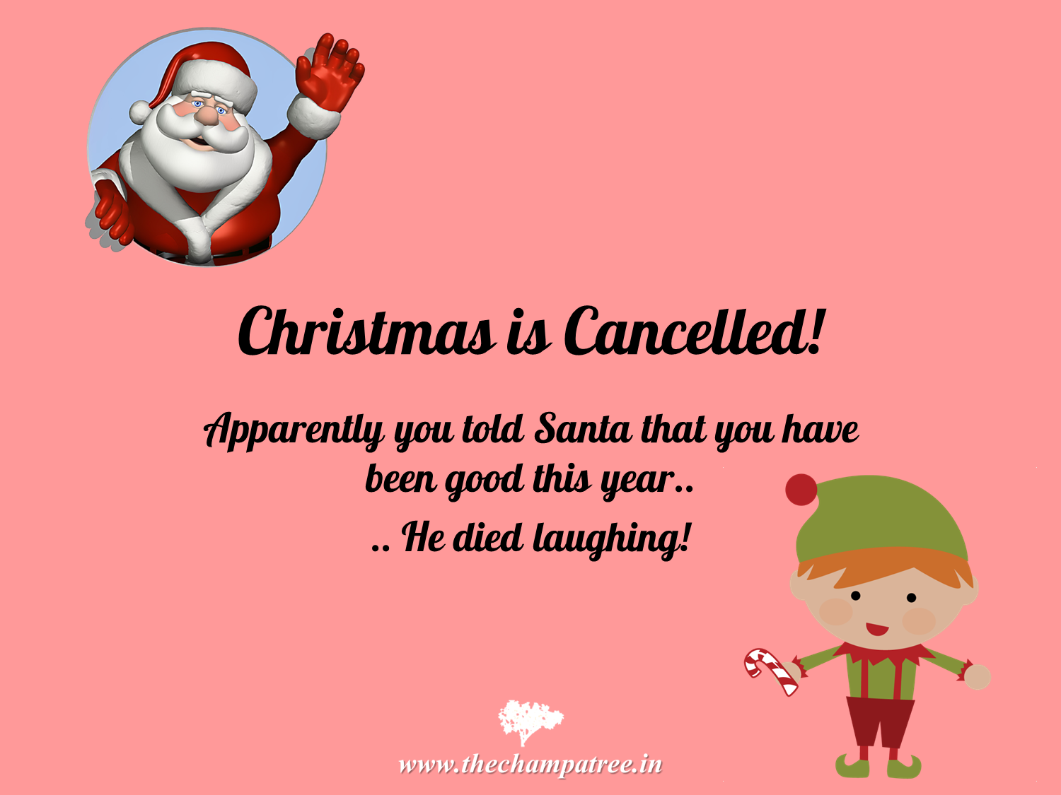 25 Most Cute Funny Santa Claus Jokes for Kids Jokes for