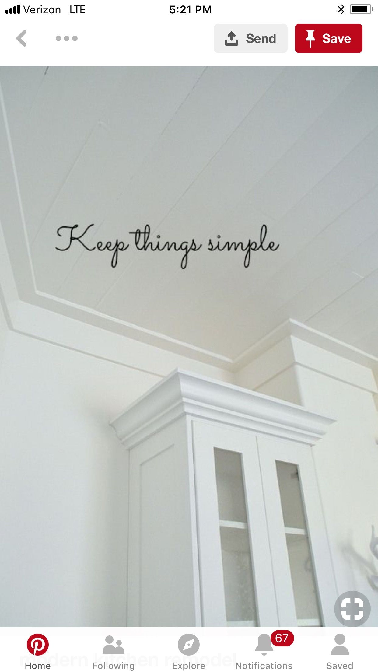 Simple Crown Molding Laundry Room Layouts Ceiling Trim