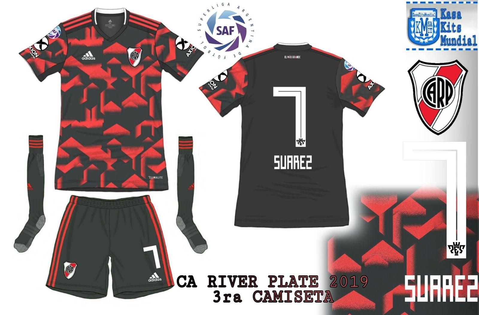 3f3bb422013 CasaKits Mundial: Camiseta Del CA San Lorenzo de Almagro (Arg) 2019    Casakits mundial   Camisetas, Fútbol, Santos