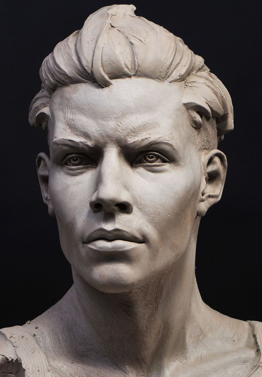 Philippe Faraut | Study | Pinterest | Anatomy, Face and Clay