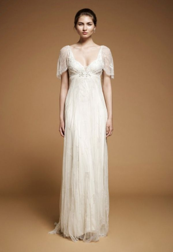 Jenny Packham wedding gown. read more - http://www ...