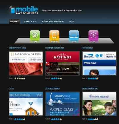 10 Best Practices For Your Mobile Website Mobile Web Design Web Design Mobile