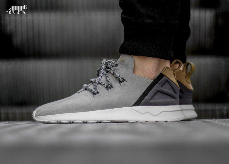 Adidas Zx Flux Light Grey
