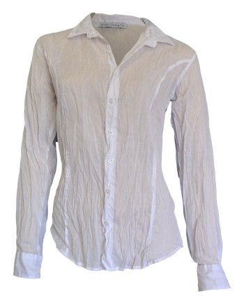 The Bombo Shirt in White by Bombo Clothing Co.